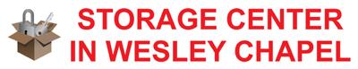 Wesley Chapel Storage facility
